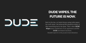 Business Lessons from DUDE Products